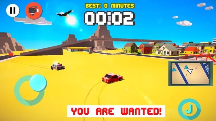 Smashy Dash PRO - Wanted Road Rage screenshot-3