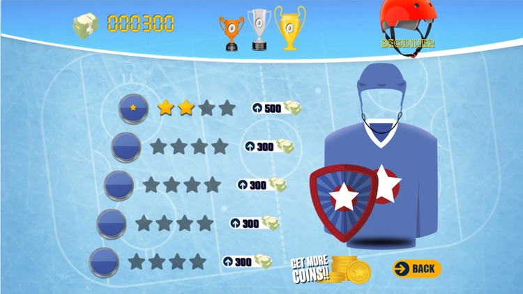 Hockey League All Stars - Win the competition! screenshot-4