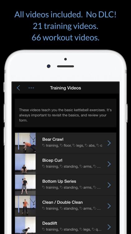 Kettlebell Training: The Basics screenshot-3