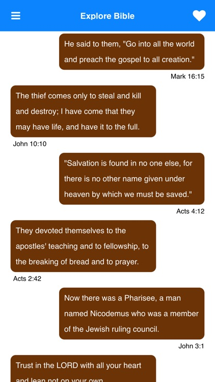 Explore Bible Devotional Verses Pro - Use it for 7 minutes a day to get ultimate peace in life screenshot-4