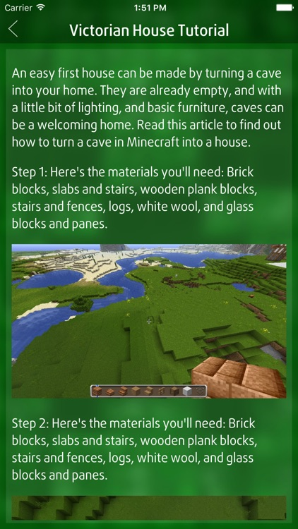 Guide for Building House - for Minecraft PE Pocket Edition screenshot-3