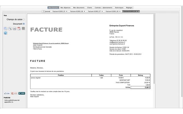 Retrouver Facture Iphone Apple
