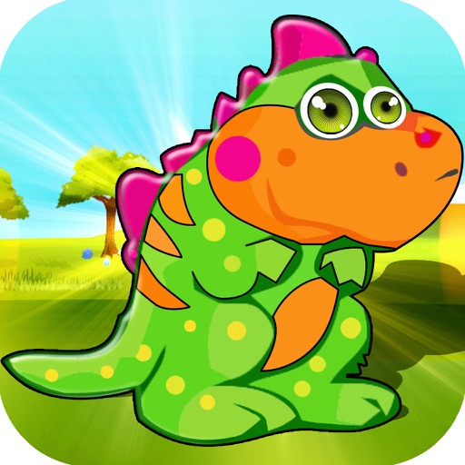 Dino Boom -  Free Match 3 Puzzle Game