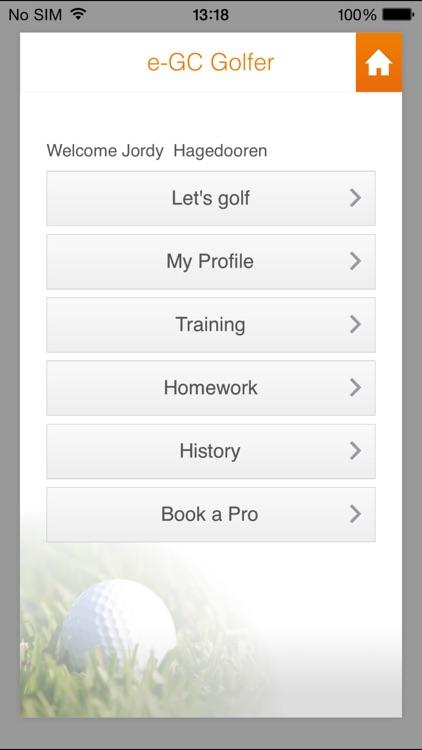 Golf e-Community screenshot-4