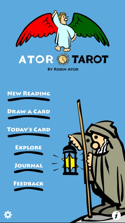 Ator Tarot screenshot-0
