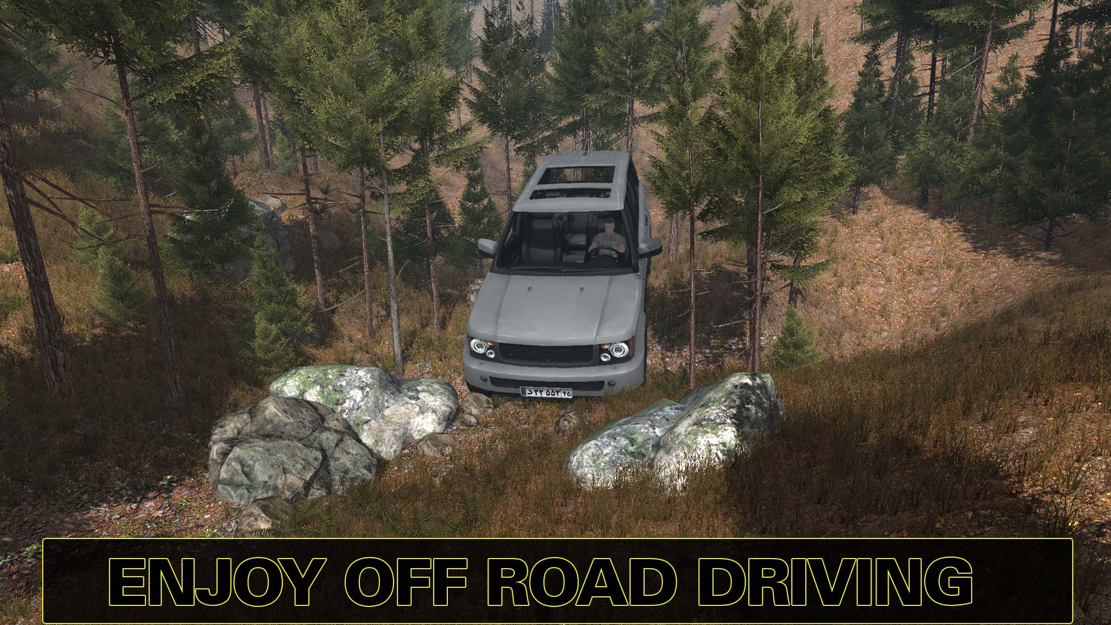Best Off-road 4*4 2016 Screenshot