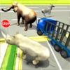 市动物园运输车2016年:大卡车转运动物的驾驶和停车模拟器