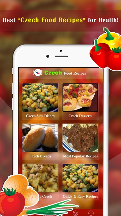 Czech food recipes best foods for your health by truc quynh czech food recipes best foods for your health forumfinder Image collections