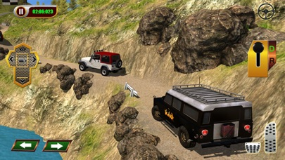 Offroad Jeep mountain climb 3dのおすすめ画像5