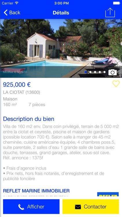 Reflet Marine Immobilier By Carine San Nicolas