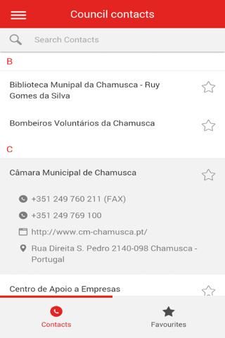 Município da Chamusca - náhled
