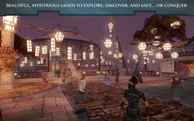 JadeEmpire Screenshot