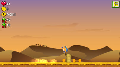 Infinitely Easy runner screenshot three