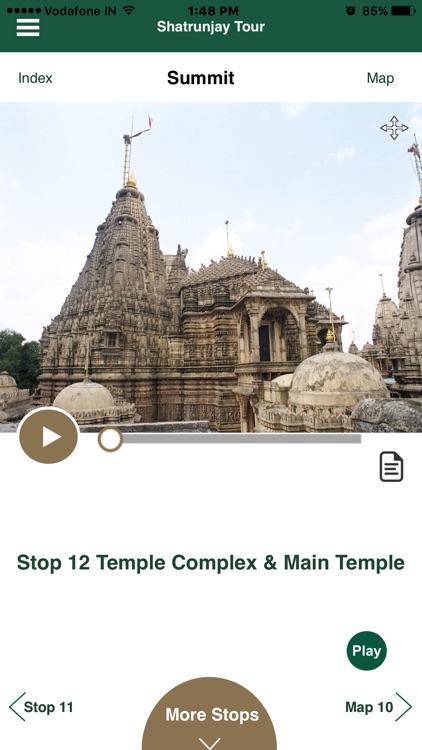 Palitana Shatrunjaya Tour screenshot-3