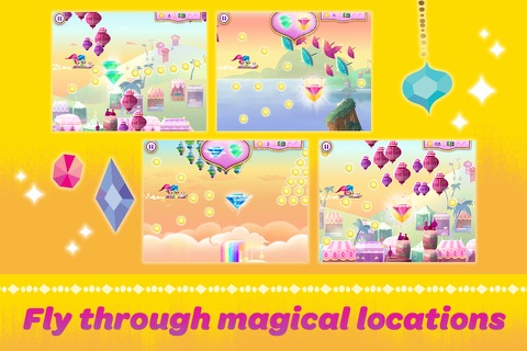 Shimmer and Shine:  Enchanted Carpet Ride Game screenshot 2