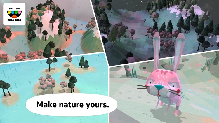 Toca Nature screenshot-4