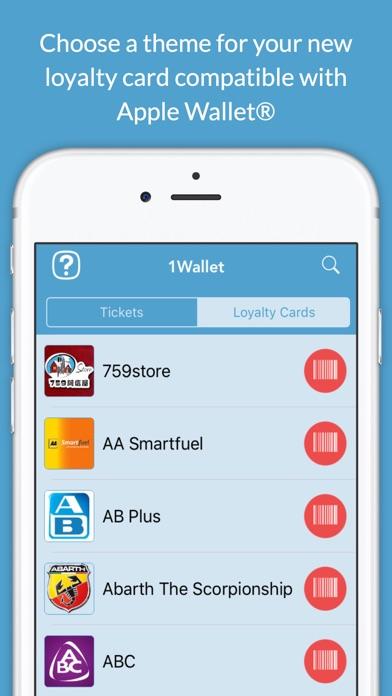1Wallet app image