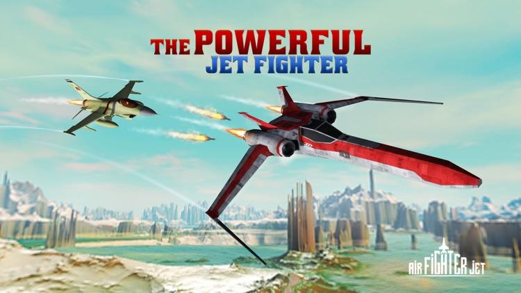 Air Fighter Jet Simulator 2016 – Ultimate F18 Combat Gunship Battle in Modern Naval Warfare screenshot-3
