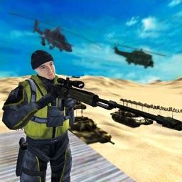 Bravo 3D Sniper Assassin - Military Sniper Assault Shooter Game