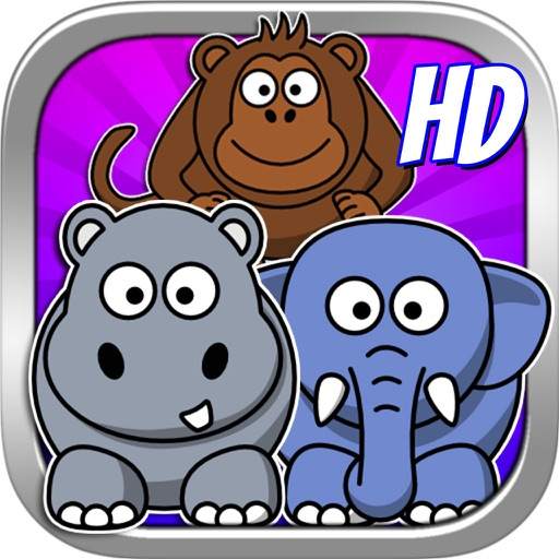 Card Match For Kids HD