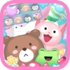 cute cats animals farm - Fun Matching Game with Animals for Kids