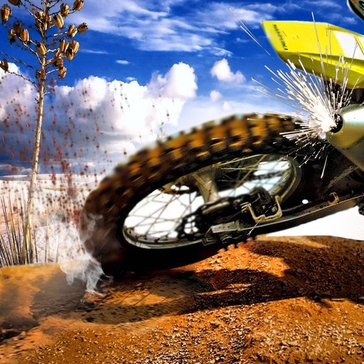 A Super Xtreme Motocross - Awesome Bike Simulator Racing Game