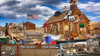 Haunted Ghost Town Hidden Object – Mystery Towns Pic Spot Differences Objects Game screenshot three