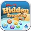 100 Hidden Treasures Match Three Puzzle - iPadアプリ