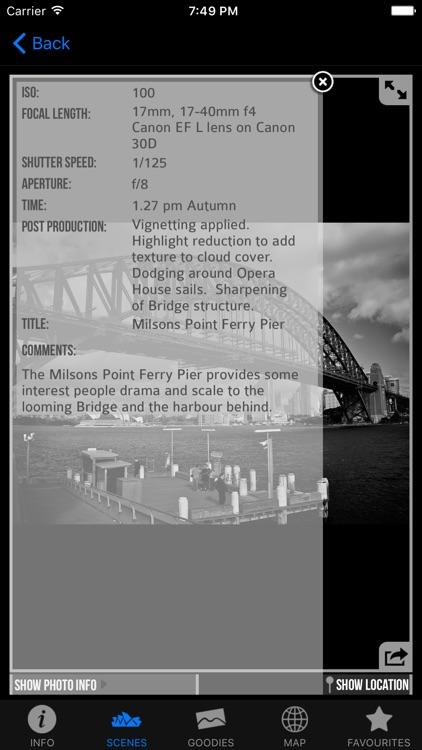 Photo Sydney Lite screenshot-4