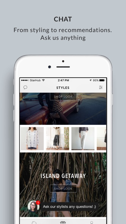 FASHORY - Amazing brands & personalised shopping in one app. screenshot-3
