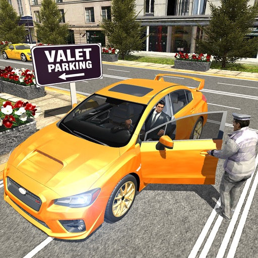 Crazy Valet: Parking Simulator
