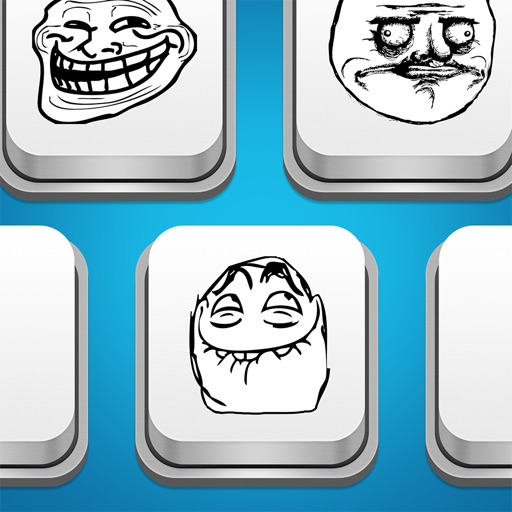 MemeBoard - Rage Faces, Memes, Stickers And Emoji Keyboard