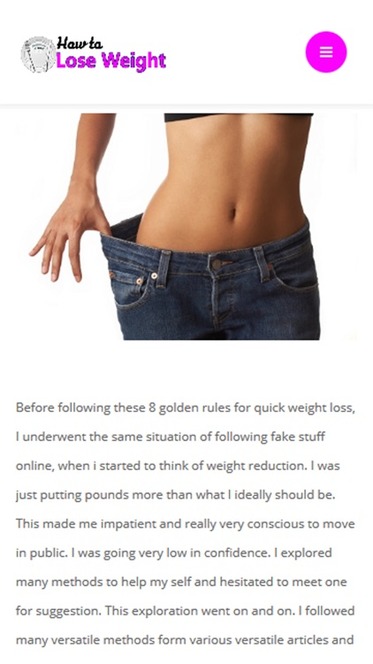 How to Lose Weight Fast Naturally screenshot-4