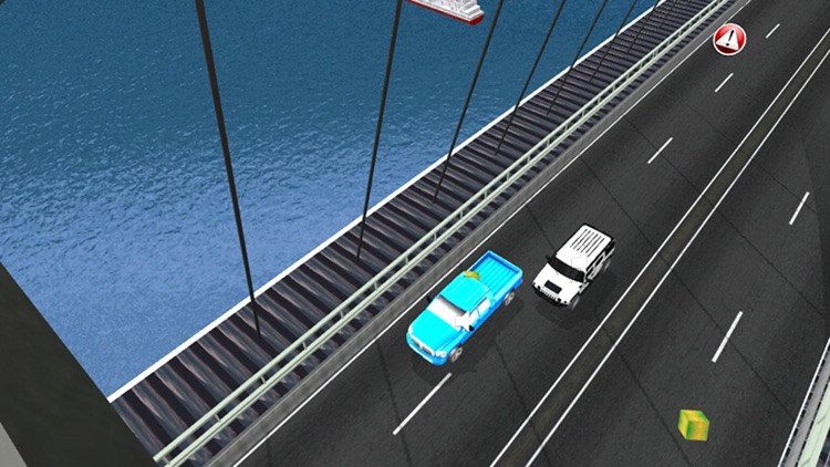 City Car Racing 3d. screenshot-0