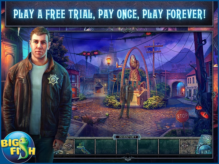 Fear for Sale: City of the Past HD - A Hidden Object Mystery screenshot-0