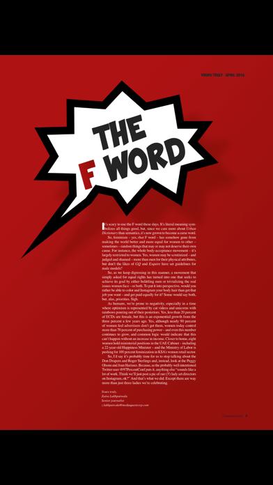 Communicate (mag)Screenshot of 3