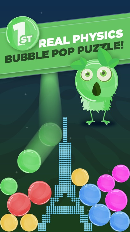 5 Pop - Bubble Wrap Monster Shooter