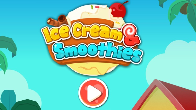 Ice Cream & Smoothies : Panda Shop screenshot-4