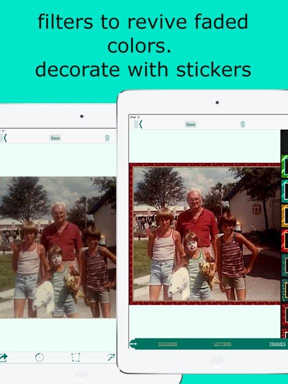 Photo4 Album Scanner Screenshots