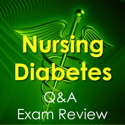 Nursing Diabetes Test Bank – Full Exam Review : 2000 Flashcards  Quizzes & Notes