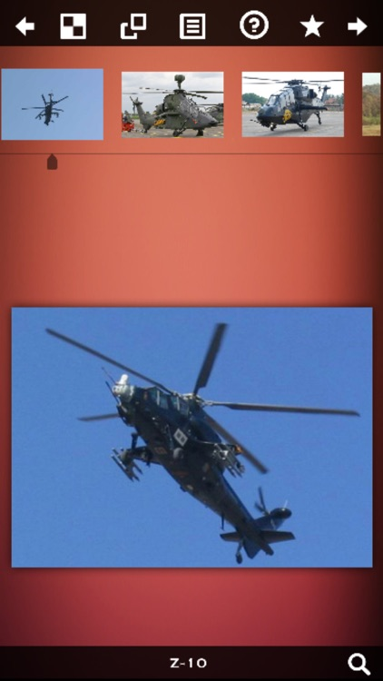 Military Helicopters Guide + screenshot-2
