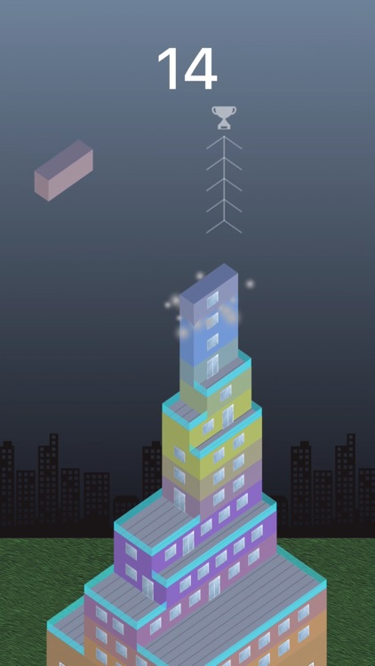 SkyBuilder - Stack Building Game screenshot-3