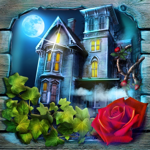 Haunted House Browser Game: Hidden Object Haunted House