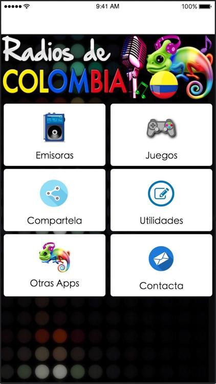 Emisoras de Radio de Colombia
