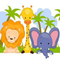 Safari Animal World For Kid