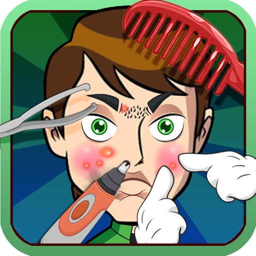 The Ultimate Aliens Facial Salon: Hair Spa & Face Wash Game for Kids iOS App