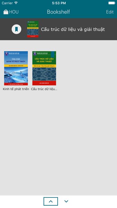 Hanoi Open University E-Learning Books screenshot three