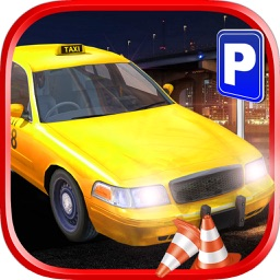Taxi Driver 3D Game