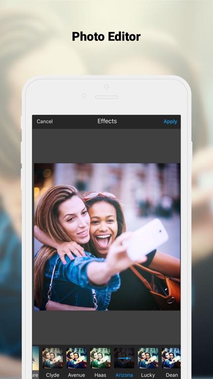 Selfie Camera Expert screenshot-3