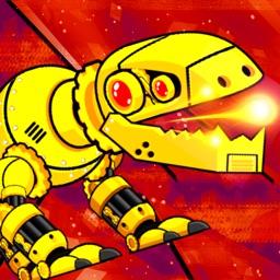 Iron Dinosaur
